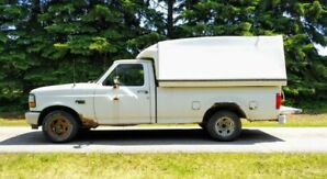 """1994 Ford F-150 """"Ready to Work"""""""