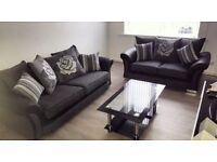 3 & 2 Scatter Back Sofa from SCS