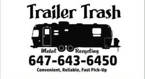 Trailer removal services
