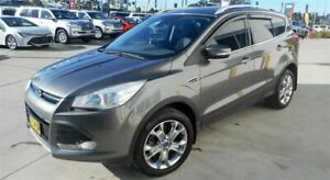 2013 Ford Kuga TF Trend (AWD) Grey 6 Speed Automatic Wagon Singleton Heights Singleton Area Preview
