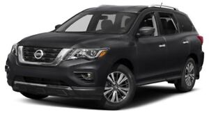 2018 Nissan Pathfinder SV Tech