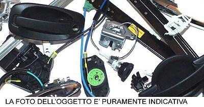 Cerradura Electrica Puerto Delantera Izquierda Alfa Romeo Alfa Mito - DL