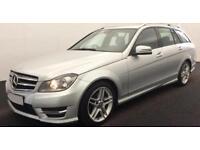 Mercedes-Benz C220 FROM £77 PER WEEK!