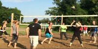 Adult Co-ed Beach Volleyball Group – Looking for players