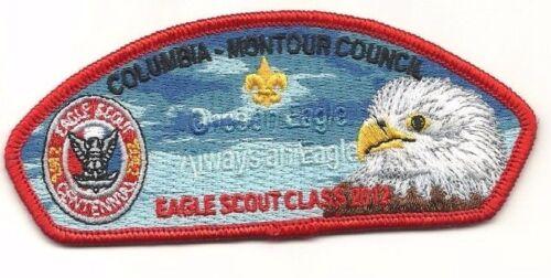 boy scout columbia-montour council eagle scout class 2012 csp red border