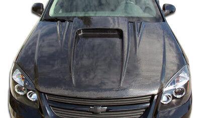 Cobalt Carbon Fiber Hoods - 05-10 Chevrolet Cobalt Spyder 3 Carbon Fiber Creations Body Kit- Hood!!! 103130