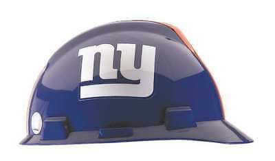 MSA 818403 NFL Hard Hat, New York Giants, Blue/White