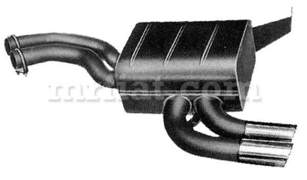 For Porsche 928 Ansa Sport Exhaust Muffler New