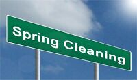 Commercial SPRING CLEANING ?