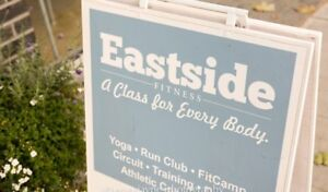 GIFTCARD - Eastside Fitness 6 Pack Yoga/Fitness Classes