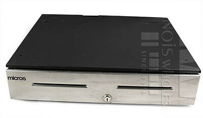 Micros Cash Drawer Model 400018-ss