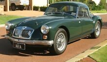1961 M.G. MGA Series II with hardtop and soft top Ellenbrook Swan Area Preview