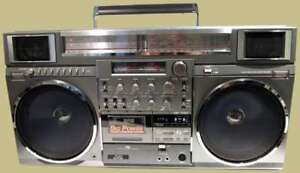 80's audio systems, boombox, ghettoblaster WANTED