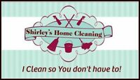 SHIRLEY'S HOME CLEANING