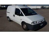 Fiat scudo 1.9 d van, 1 owner