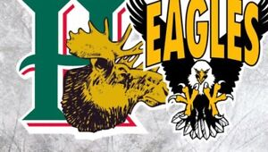 Mooseheads tickets New Year's Eve vs Cape Breton lower bowl