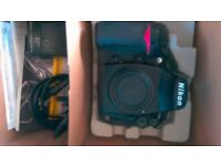 Nikon D700, Low shutter with GGS Glass in superb condition