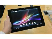 Sony xperia z tablet 4g 16gb great condition