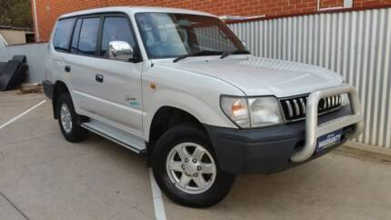 1998 Toyota LandCruiser SUV Holden Hill Tea Tree Gully Area Preview
