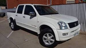 2005 Holden Rodeo Ute Gilles Plains Port Adelaide Area Preview