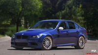 2008 BMW M3 Sedan- Super charged, $30,000 invested