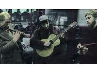 Musicians wanted for folk / blues / acoustic band (guitar, bass, banjo, violin etc)