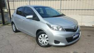 2013 Toyota Yaris YR Automatic Hatchback Holden Hill Tea Tree Gully Area Preview