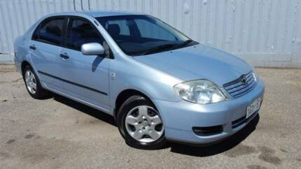 2005 Toyota Corolla Sedan Gilles Plains Port Adelaide Area Preview