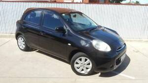 2010 Nissan Micra Hatchback Holden Hill Tea Tree Gully Area Preview