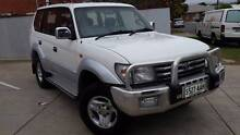 2002 Toyota LandCruiser Prado AUTOMATIC DIESEL Gilles Plains Port Adelaide Area Preview