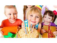 KIDS PARTY PLANNER!