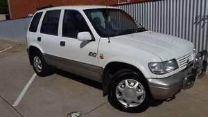 1999 Kia Sportage Wagon Gilles Plains Port Adelaide Area Preview