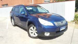 2010 Subaru Outback SUV Holden Hill Tea Tree Gully Area Preview