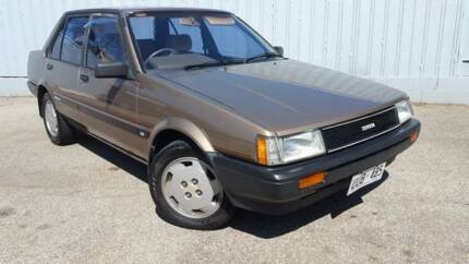 1986 Toyota Corolla Sedan Gilles Plains Port Adelaide Area Preview