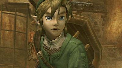 Zelda mit den Elfenohren.