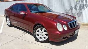 FULL SERVICE RECORDS Mercedes-Benz CLK320 Coupe Gilles Plains Port Adelaide Area Preview