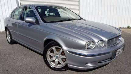 Low 171125kms Automatic Jaguar X Type Sedan Gilles Plains Port Adelaide Area Preview