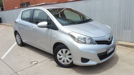 Toyota Yaris 5 door Hatchback Holden Hill Tea Tree Gully Area Preview