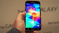 Samsung s5 black 32gb still under warranty