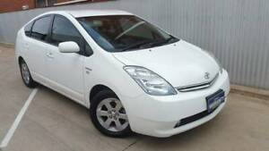 2006 Toyota Prius HYBRID Automatic Hatchback Holden Hill Tea Tree Gully Area Preview