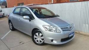 2012 Toyota Corolla ASCENT Automatic Hatchback Holden Hill Tea Tree Gully Area Preview