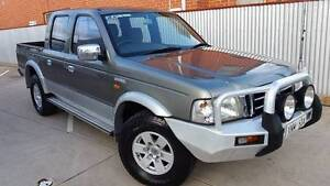 Low 145125kms 4x4 Diesel, 2003 Ford Courier Ute Gilles Plains Port Adelaide Area Preview