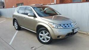 2008 Nissan Murano ST Automatic SUV Holden Hill Tea Tree Gully Area Preview