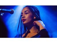2x Jorja Smith @Electric Brixton - Standing