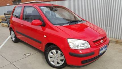 2005 Hyundai Getz Hatchback Gilles Plains Port Adelaide Area Preview