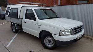 Ford Courier DIESEL LOW 116125KMS FULL HISTORY Gilles Plains Port Adelaide Area Preview