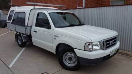 Ford Courier DIESEL LOW 116125KMS FULL HISTORY
