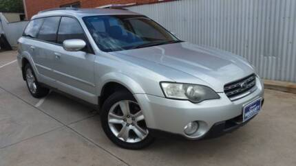 2005 Subaru Outback SUV Holden Hill Tea Tree Gully Area Preview