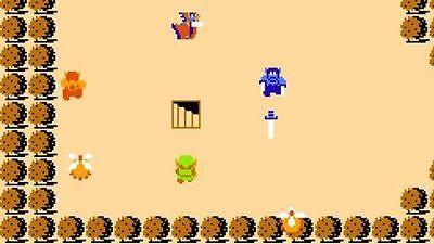 Die erste farbige Zelda-Version.