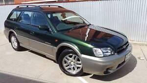 1998 Subaru Outback Wagon AUTOMATIC Gilles Plains Port Adelaide Area Preview